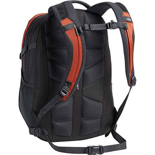 The North Face Unisex Rucksack Recon, 31,1 x 33 cm, 31 liters, CLG4 ketchup red