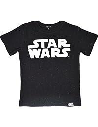Star Wars T-Shirt Boys Girls Neppy Yarn Official Shirt Top Ages 5 to 12 db38bce0b
