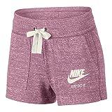 Nike Damen Sportswear Gym Vintage Shorts, Elemental Pink/Sail, XL