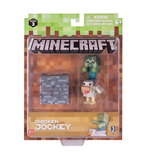 Minecraft 16485 Hühnerreiter mit Accessoires