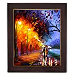 #8: TIED RIBBONS® Romantical-Love-Painting-Photo-Love Canvas Print with Frame Large (26 inch X 22 inch,Multicolor)