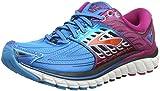 Brooks Glycerin 14, Scarpe Running Donna, Multicolore (Blau/Violett), 39 EU