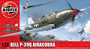 Airfix A01039 Bell P-39Q Airacobra 1:72 Scale Series 1 Plastic Model Kit