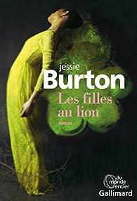 Les filles au lion par Burton