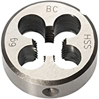 BOHRCRAFT 42001100200 Schneideisen DIN EN 22568 6G HSSG metrisches Gewinde M 2