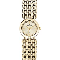 Joalia Women's Watch 631892Analog Quartz Gold 631892