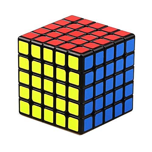 JIAAE 5X5 Puzzle Rubik Cubo De Inteligencia