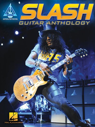 Slash: Guitar Anthology