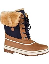 Amazon.es: botas polo - Azul / Zapatos: Zapatos y complementos