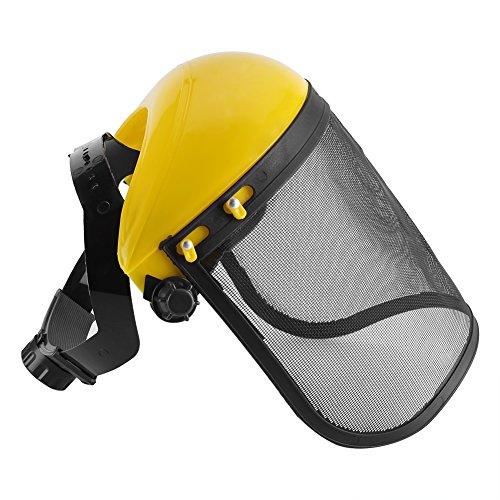 Schutzhelm - Schutzhelm mit Vollgesichtsschutz, für Forstmaschinenschutz