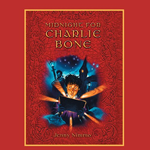 Midnight for Charlie Bone: Children of the Red King #1