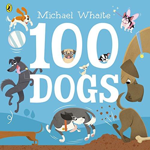 100 Dogs (English Edition) (Monkey Christmas Sock)