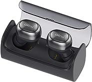 Black Mini Wireless Bluetooth V4.1 In ear Headset QCY Q29 SPORT Running Headphone Earbud Headset