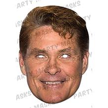David's Hasselhoff Mask (Mask/Headpiece