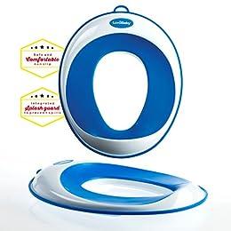 Kinder Toilettensitz: Kinder an die Toilette gewöhnen