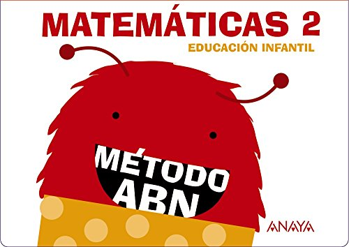Matemáticas abn 2 (cuadernos 1, 2 y 3) (método abn)