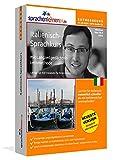 Sprachenlernen24.de Italienisch-Express-Sprachkurs PC CD-ROM für Windows/Linux/Mac OS X + MP3-Audio-CD: Werden Sie in wenigen Tagen fit für Ihre Reise nach Italien