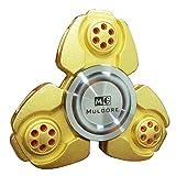 MULGORE CKF Fidget spinner metallo mano Spinner 2017 Hot Toys esplosione dito Migliori bambini ascensore veloce 1-5 spari minimi fatti con qualità Premium Ultra durevole