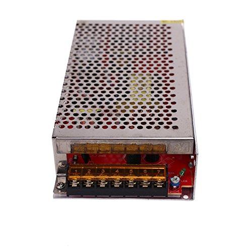 Preisvergleich Produktbild 120W LED Transformator IP20 Wasserdicht 12V Trafo für LED Stripe Streifen