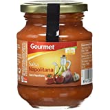 Gourmet - Salsa Napolitana - 300 g - [Pack de 12]