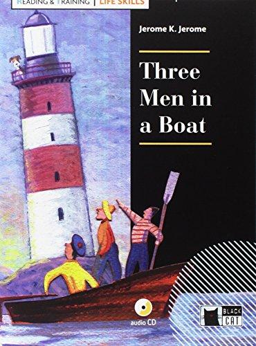 Reading & Training - Life Skills: Three Men in a Boat + CD