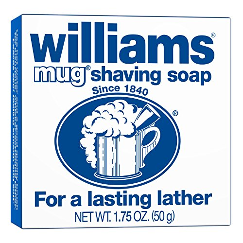 Williams Mug Shaving Soap (Williams Mug Shaving Soap - 1.75 oz by Williams)