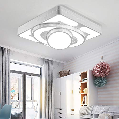 Lights & Lighting Enthusiastic Modern Led Ceiling Light For Living Dining Room Bedroom Lustres Led Chandelier Ceiling Lamp Lampara De Techo Lighting Fixtures Refreshing And Beneficial To The Eyes