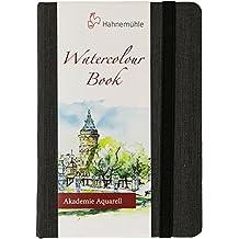 Hahnemuhle–Cuaderno de acuarela–A6vertical, 30hojas