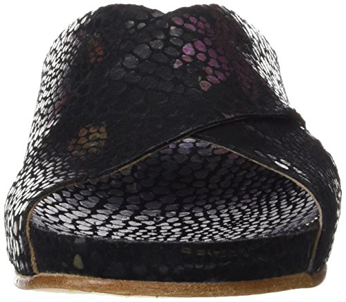 Neosens S950 Fantasy Floral Black Lairen, Sandales à Plateforme Femme Noir (Floral Black)