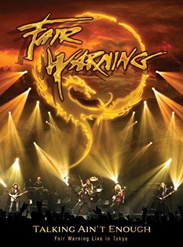 Fair Warning - Talking Ain't Enough [2 DVDs]