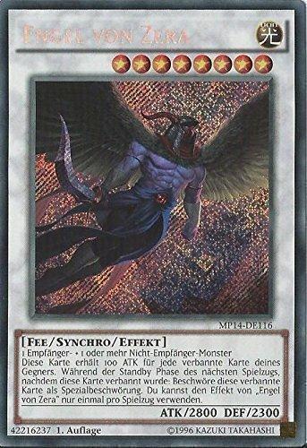 Yu-Gi-Oh! Engel von Zera - Secret Rare - 1. Auflage - Deutsch