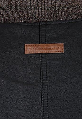 Naketano Male Jacket Glockenbach Bukkake Black