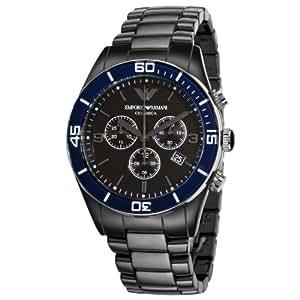 Emporio Armani - AR1429 - Montre Mixte - Quartz Chronographe - Bracelet
