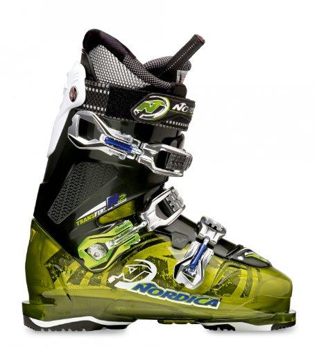 Nordica Transfire R2 - Scarponi da sci, collezione 2012/2013, colore: Verde/verde scuro