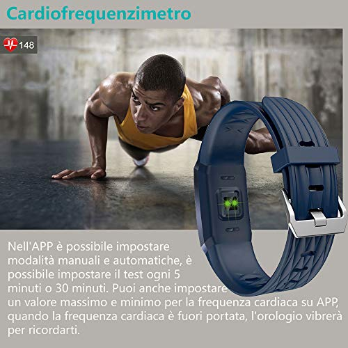 Zoom IMG-3 willful smartwatch orologio fitness trakcer