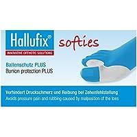 Hallufix softies Ballenschutz PLUS m.Zehenspreizer, Ballen- und Mittelfußschutz preisvergleich bei billige-tabletten.eu