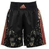 Pantaloncini da Boxe Adidas (M, Camo Nero)