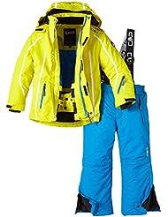 CMP - F.lli Campagnolo Chaqueta de Esquí Chicos, otoño/invierno, niño, color amarillo - amarillo, tamaño 3 años (98 cm)