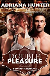 Double Pleasure (BBW Erotic Romance - Dominated by the Twin Billionaires) (English Edition)