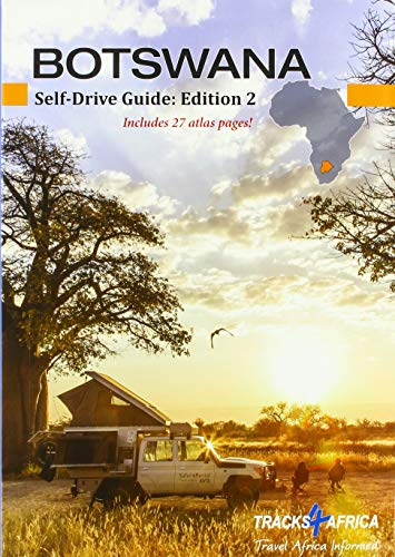 Botswana Self-Drive Guide: Tourenführer