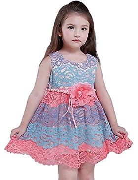 CozofLuv - Vestido - trapecio - para niña