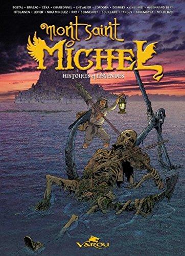 Histoires et légendes du Mont-Saint-Michel tome 2 par Ceka