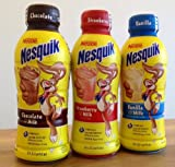 Nestle Nesquik Strawberry Milk Diversion Stash Safe by Party Monster