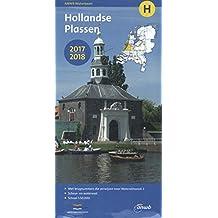 Waterkaart H Hollandse Plassen 1:50.000