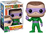 Funko- Pop Heroes 1966-The Vinyl: DC: Batman 66: The Riddler, (13628)