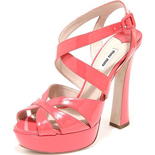 86230 sandalo MIU MIU VERNICE scarpa donna shoes women sandal [40]
