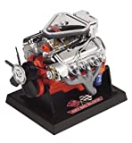 Chevy Big Block 427 Motor Replik 1:6 Motormodell