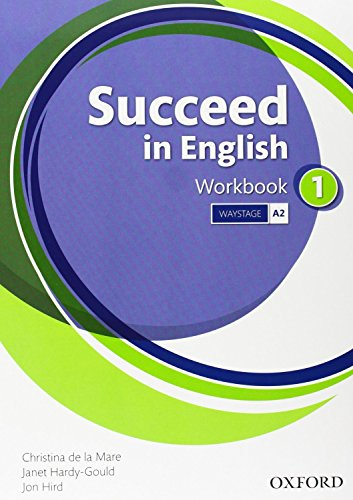Succeed In English 1: Workbook - 9780194844031 por Ben Wetz