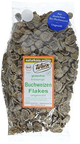 Werz Buchweizen-Flakes Vollkorn, 250 g