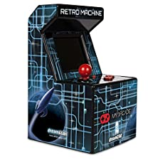 Retro Machine 200 Built-In Video Games